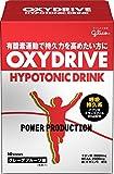 グリコ パワープロダクション オキシドライブ 呼吸持久系ハイポトニック粉末ドリンク グレープフルーツ味 1本(10.4g) 10本
