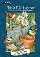 Heart & Home 2020 Monthly Pocket Planner