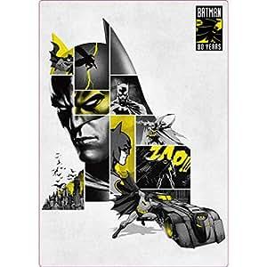 バットマン 80YEARS[両面 シタジキ]下敷き/80周年記念 DCコミック
