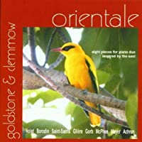 Orientale: Music for Piano Duo Inspired By East (2013-08-05)