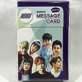 iKON (アイコン)/フォトメッセージカード30枚セット(K-POP/韓国製)
