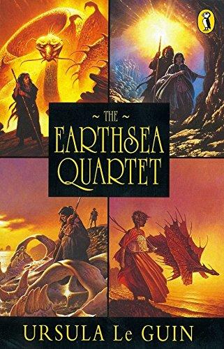 The Earthsea Quartet (Puffin Books) (Earthsea#1-4)の詳細を見る