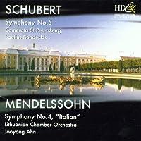 Schubert/Mendelssohn