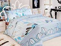 Carmen cotton satin bedset 160x200 cm