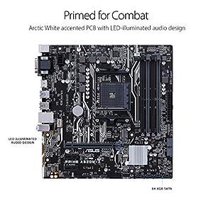 ASUS AMD A320搭載 マザーボード AM4 Socket対応  PRIME A320M-A【uATX】