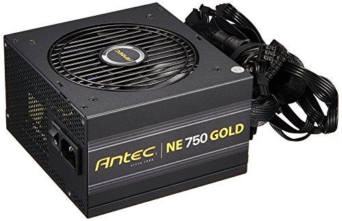 ANTEC 電源ユニット 高効率 高耐久 NE750 GOLD B078JBVTBV 1枚目