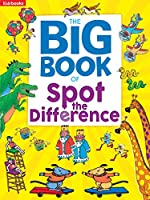 Big Book of Spot the Difference (Big Books)