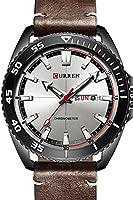 腕時計 メンズ カップル ビジネス 薄型 日付・曜日表示 秒表示 防水 高級 人気 レザーバンド ファッション カジュアル おしゃれ シンプル クラシック フォーマル ギフト エレガント 贈り物