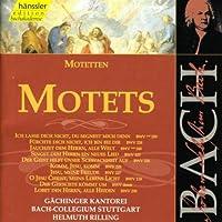 Bach;Motets