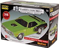 Hawk Washington Mint Ultra Metal Series 1971プリマスHemi Cudaグリーン