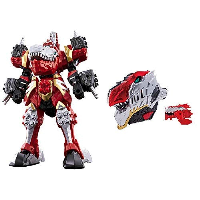 騎士竜戦隊リュウソウジャー 騎士竜シリーズ01 竜装合体 DXキシリュウオー+変身ブレス DXリュウソウチェンジャー