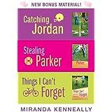 Miranda Kenneally Bundle: Catching Jordan, Stealing Parker, Things I Can't Forget (Hundred Oaks)
