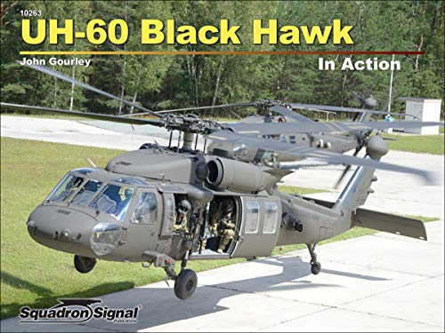 Uh-60 Black Hawk in Action