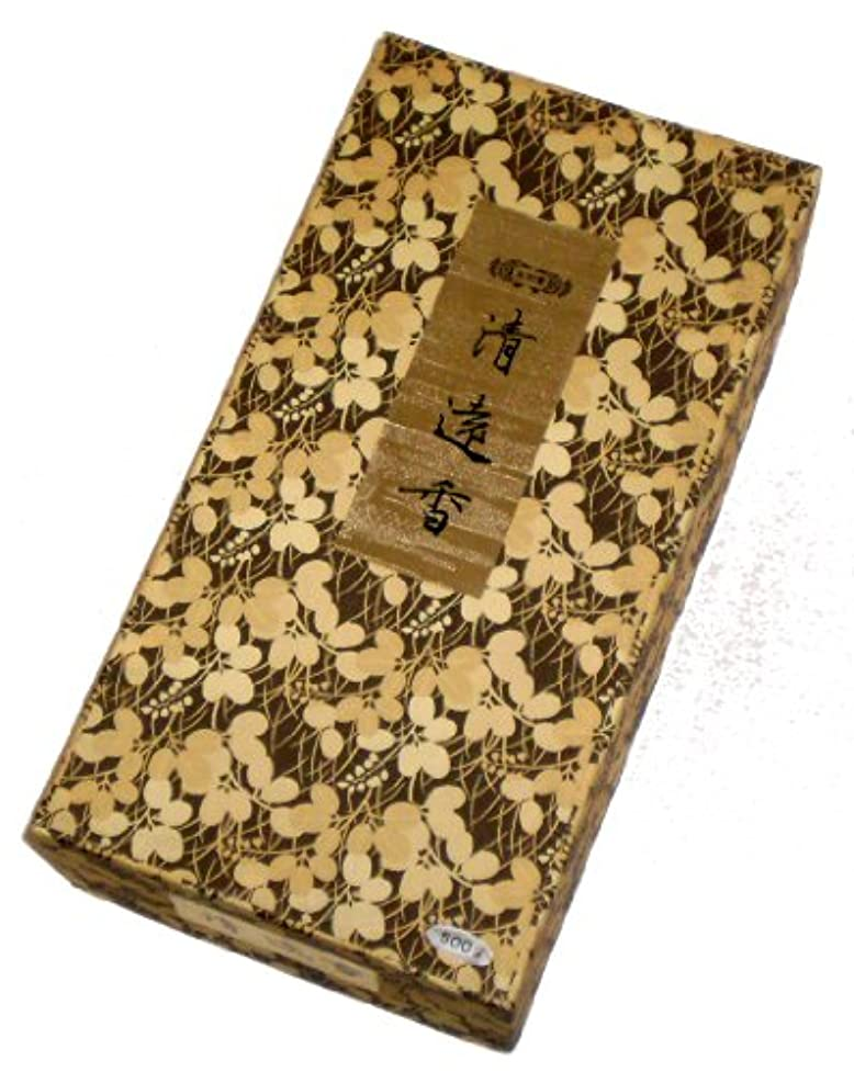 反動おとうさん米国玉初堂のお香 清遠香 500g #601