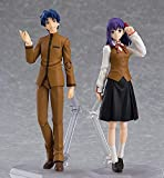 figma Fate/stay night [Heaven's Feel] 間桐慎二&間桐桜 ノンスケール ABS&PVC製 塗装済み可動フィギュア 画像