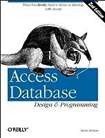 Access Database Design & Programming (Nutshell Handbook)