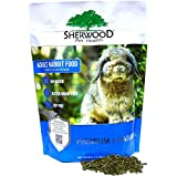 Sherwood Adult Rabbit Food - Timothy Blend (Grain & Soy-Free) - 4.5 lb. (Vet Used)