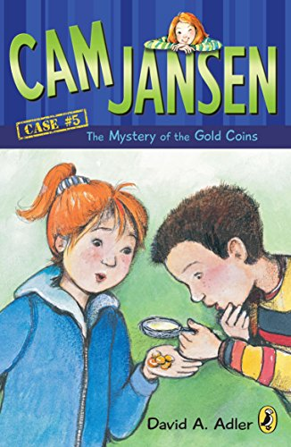 Cam Jansen: the Mystery of the Gold Coins #5の詳細を見る