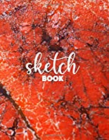 "Sketch Book For Teen Girls and boys: 8.5"" X 11"", Personalized Artist Sketchbook: 120 pages, Sketching, Drawing and Creative Doodling. Large Blank Pages For Sketching, Practice How To Draw Workbook."
