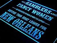 GAMBLERS FANCY WOMEN Bar Beer LED Sign LED看板 ネオンプレート サイン 標識 Display j352-b(c)