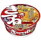 【関西地区限定】マルちゃん 赤いきつねうどん (関西) 96g×12個