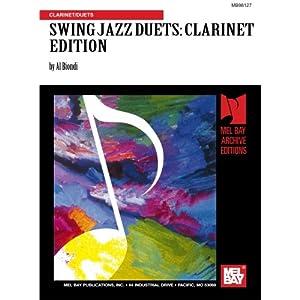 SWING JAZZ DUETS: CLARINET EDITION: CLARINET/DUETS