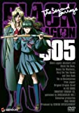 BLACK LAGOON The Second Barrage 005 [DVD]