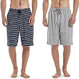 ルームウェアボトムス パジャマパンツ パジャマ ズボン 二枚セット 95%綿 カジュアルパンツ ラウンジショーツ