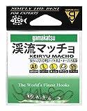 がまかつ(Gamakatsu) A1 渓流マッチョ フック 茶 9号 釣り針