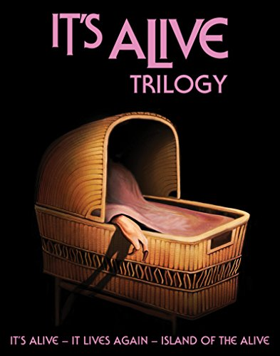 It's Alive Trilogy/ [Blu-ray] [Import]