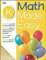 Math Made Easy: Kindergarten Workbook (Math Made Easy) by DK(2001-07-01)