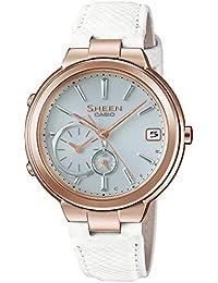 [カシオ]CASIO 腕時計 SHEEN Voyage TIME RING Series スマートフォンリンクモデル SHB-200CGL-7AJF レディース