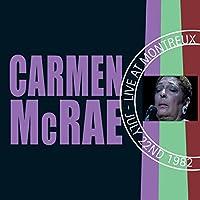 Carmen McRae: Live at Montreux, July 22nd 1982