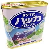 佐久間製菓 サクマ式ハッカドロップス 70g×10個