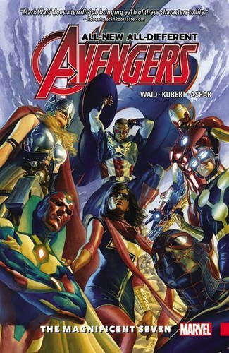 Download All-New, All-Different Avengers Vol. 1: The Magnificent Seven (All New, All Different Avengers) 0785199675