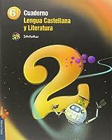 Superpixépolis, lengua castellana y literatura, 6 Educación Primaria. Cuaderno 2