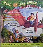 Magic Tree House Collection Volume 1: Books 1-4: #1 Dinosaurs Before Dark; #2 The Knight at Dawn; #3 Mummies in the Morning; #4 Pirates Past Noon (Magic Tree House (R)) 画像