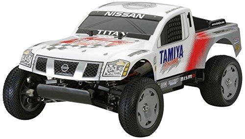 RCスペアパーツ No.1490 SP1490 NISSAN タイタン レーストラック スペアボディセット 51490