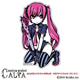 CALTA-ステッカー-KILLER BATTER (1.Sサイズ)