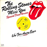Miss You(US ORIGINAL 12INCH)[The Rolling Stones][LP盤]