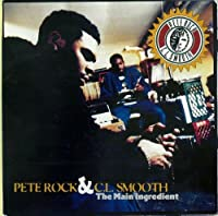 THE MAIN INGREDIENT(reissue) by PETE ROCK AND C.L.SMOOTH (2009-07-22)