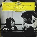 アルゲリッチ ピアノ協奏曲:ラヴェル、プロコフィエフ第3番  Argerich Piano Concertos: Ravel & Prokofiev No.3 / BPO,Abbado [Polydor/DG]