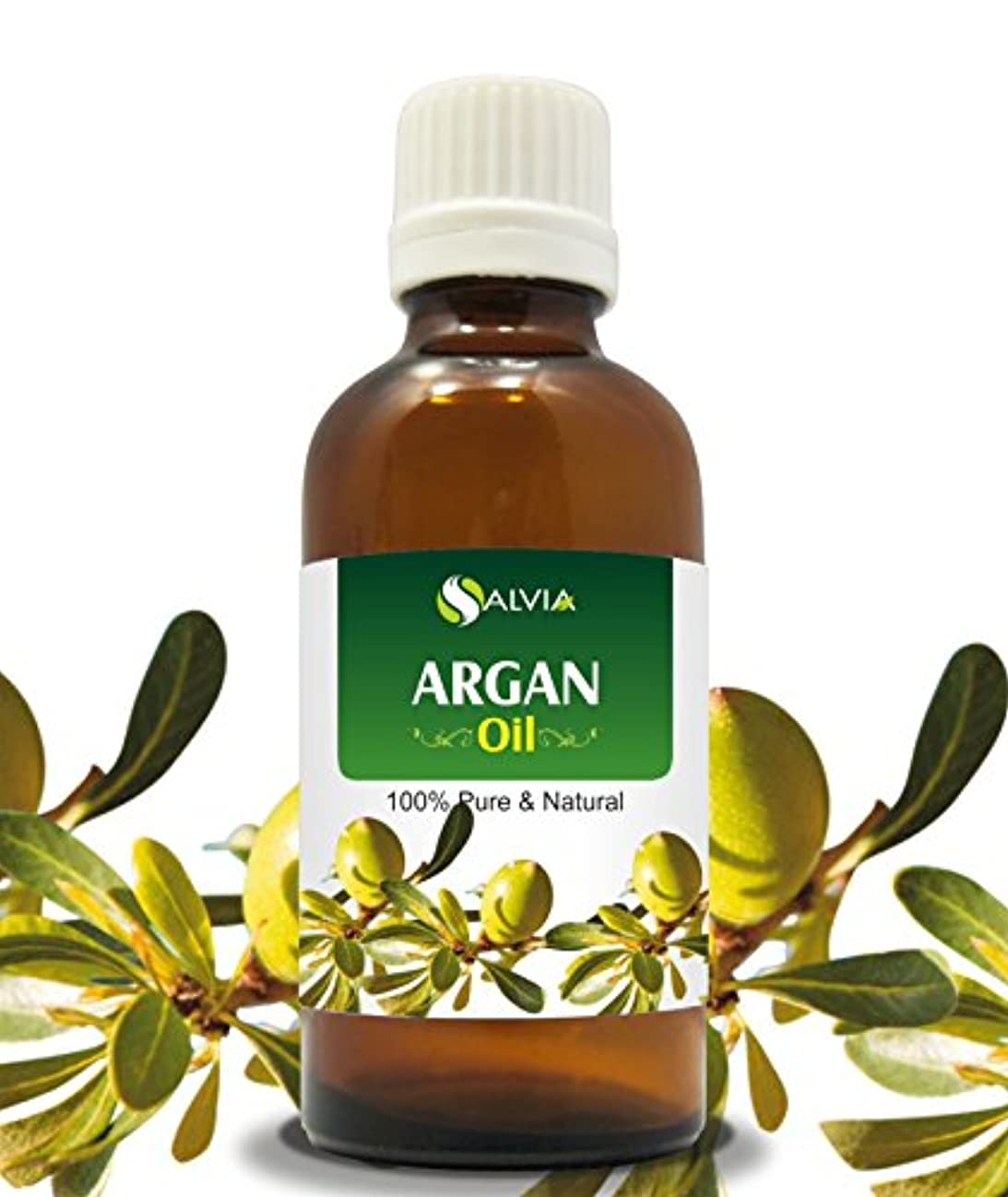バイアス抑止する大人ARGAN OIL 100% NATURAL PURE UNDILUTED UNCUT OILS 15ML