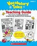 Vocabulary Tales: 25 Read-Aloud Storybooks That Teach 200+ Must-Know Words to Boost Kids' Reading, Writing & Speaking Skills
