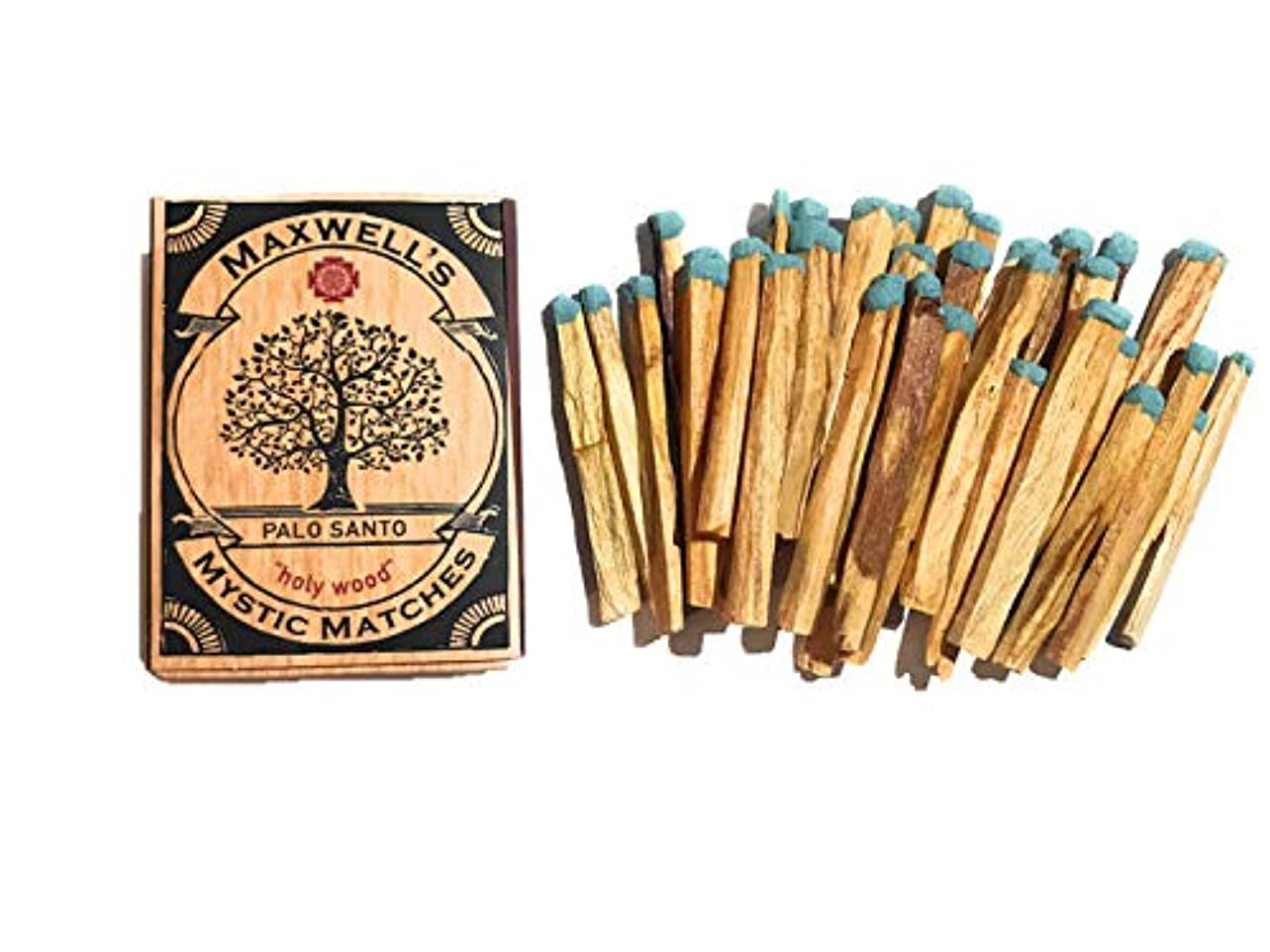 粘性の大西洋有効Palo Santo Incense Matches