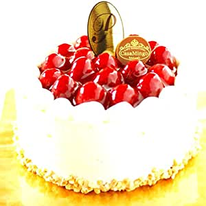 最高級洋菓子 シュス木いちごレアチーズケーキ 12cm