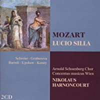 Mozart: Lucio Silla by W. A. MOZART (2009-05-04)
