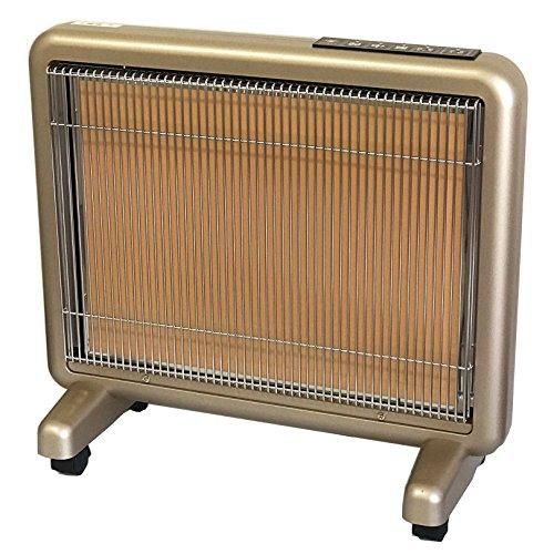 サンルミエ800SD【限定:オレンジパネル】 遠赤外線パネルヒーター