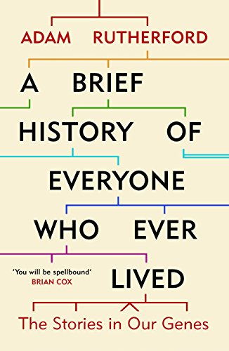 A brief history of everyone who ever lived the stories in our a brief history of everyone who ever lived the stories in our genes by fandeluxe Images