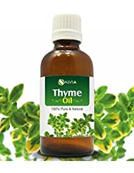 THYME OIL 100% NATURAL PURE UNDILUTED UNCUT ESSENTIAL OIL 50ML